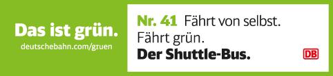 Deutsche Bahn - Das ist grün