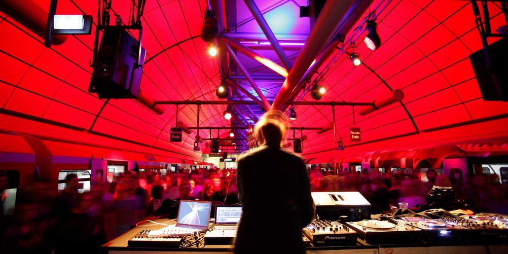 S-Bahn Hamburg Klub-Nacht 2016