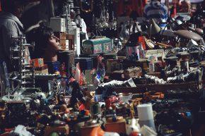 Flohmärkte in Hamburg