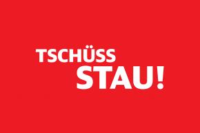 Tschüss Stau, Hallo Bahn!