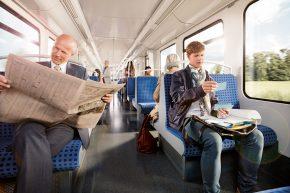 So versüßt ihr euch die Bahnfahrt!