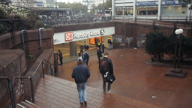 Bahn, Rad oder Auto? – das große Rennen in Hamburg