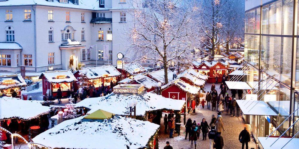 Weihnachtsmarkt Eröffnung Hamburg.Weihnachtsmärkte 2018 Wir Bringen Euch Hin S Bahn Hamburg Magazin
