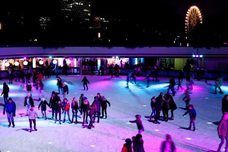 Ab aufs Eis! – Schlittschuhfahren in Hamburg
