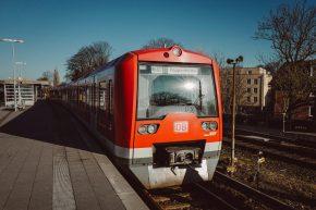 Neue Schienen entlang der Alster – Gleisarbeiten zwischen Ohlsdorf und Poppenbüttel
