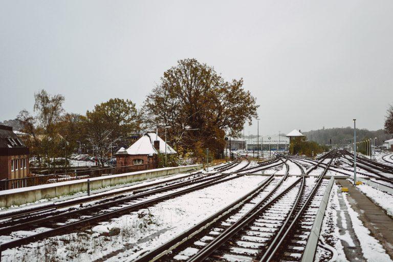 Sicher durch Hamburg – die S-Bahn im Winter