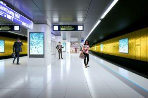 Zukunft Bahn – Hamburger Tunnelstationen im S-Bahn-Netz werden modernisiert