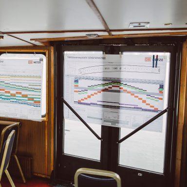 Jungfernstieg – Einblicke in die Modernisierungsarbeiten