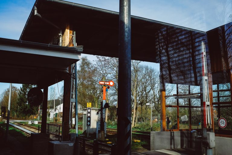 Die Stellwerke der S-Bahn Hamburg
