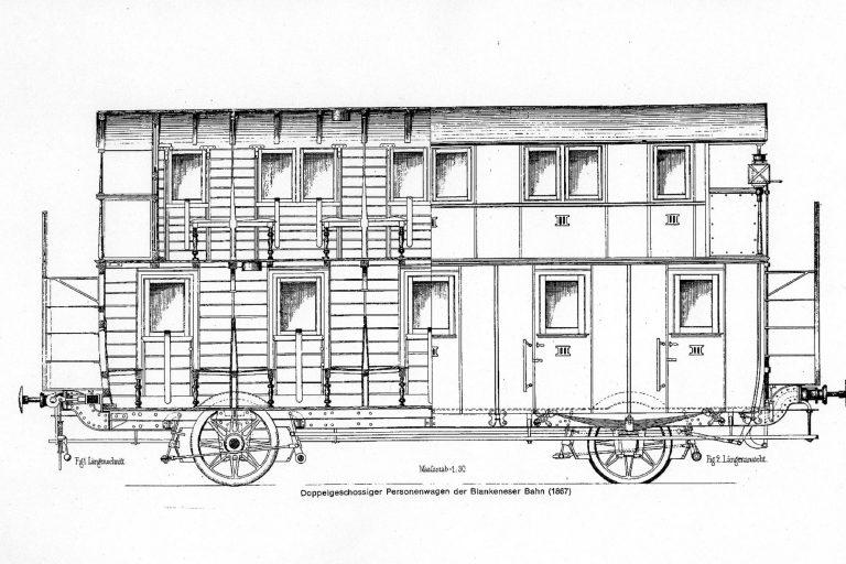 Großes Jubiläum! 150 Jahre Eisenbahnverbindung Altona – Blankenese