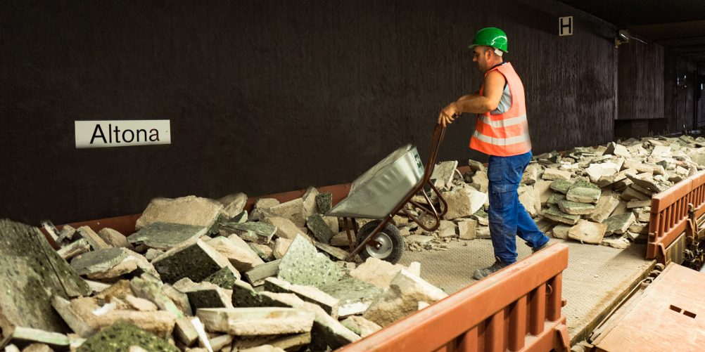 Altona – Einblicke in die Modernisierungsarbeiten