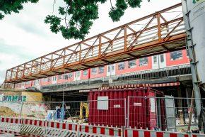 Brückenarbeiten am Lessingtunnel – Diese Linien sind betroffen