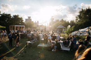 S-Bahn Hamburg meets MS DOCKVILLE  – Das Kunst- und Musikfestival in Wilhelmsburg