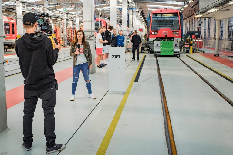 Der S-Bahn-Fünfkampf