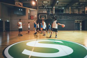 Midnight Basketball – Dribbeln mit den Towers
