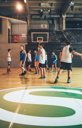 Midnight Basketball – Dribbeln mit den Towers