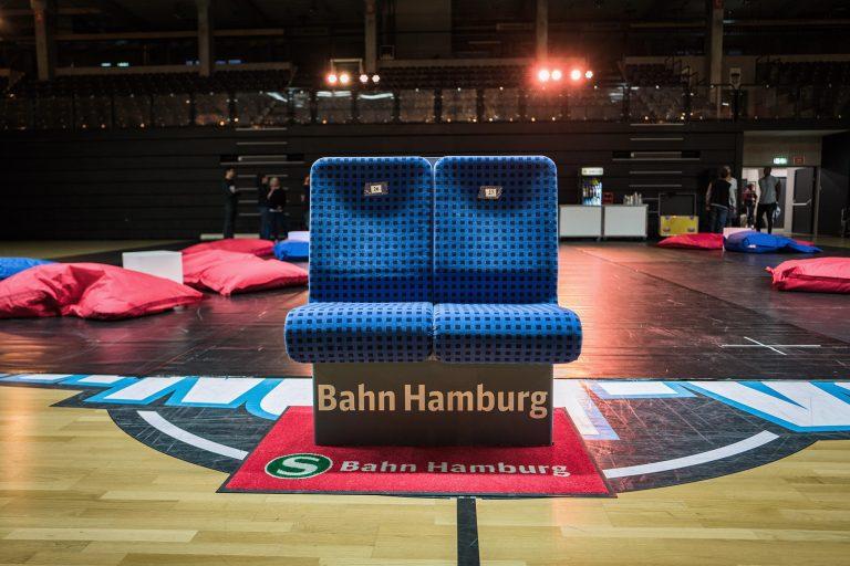 Upcyling bei der S-Bahn Hamburg – Jetzt gibt's den einzigartigen Look fürs Zuhause