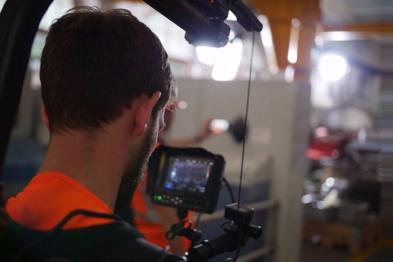 S-Bahn Hamburg unterstützt studentische Filmproduktion