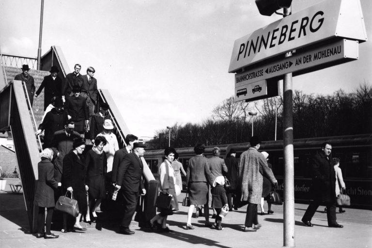 50 Jahre S-Bahn nach Pinneberg – Das haben wir gefeiert!
