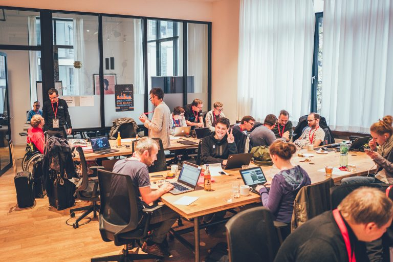 ITS Hackathon Hamburg– innovative Ideen für intelligente Mobilität in der Stadt