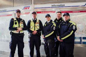 Sicherheit hat hohe Priorität – Einsatzkräfte werden aufgestockt