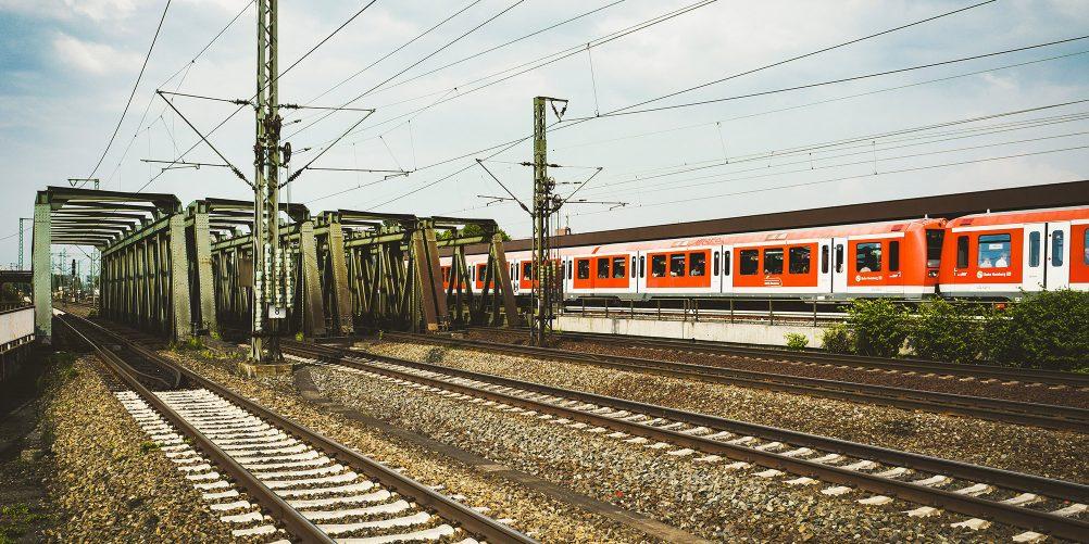 Neue Schienen in Richtung Süden – Gleisarbeiten zwischen Hammerbrook und Wilhelmsburg