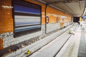 Harburg – Einblick in die Bauarbeiten der Modernisierung