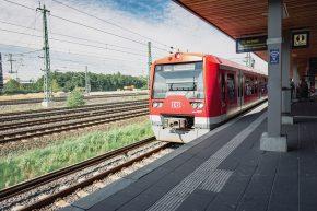Bauarbeiten zwischen Wilhelmsburg und Harburg/ Harburg Rathaus