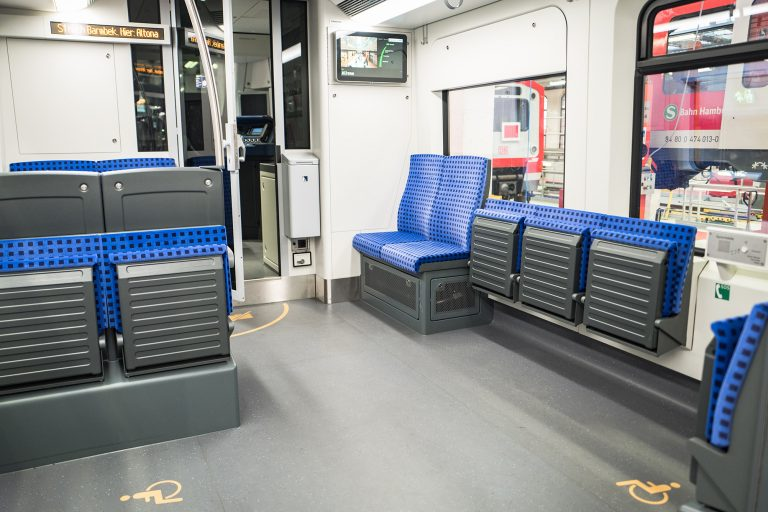"""""""Zeit für Inklusion"""" bei der S-Bahn Hamburg"""