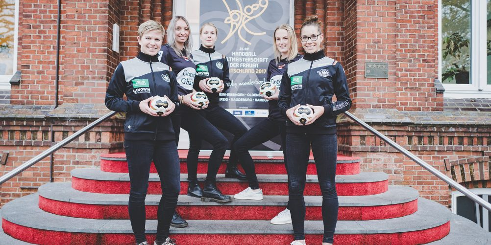 Handball WM der Frauen in Hamburg