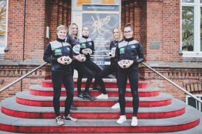 Handball WM der Frauen in Hamburg