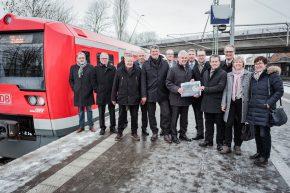 10 Jahre Verbindung Neugraben – Stade: Wir feiern den Jahrestag