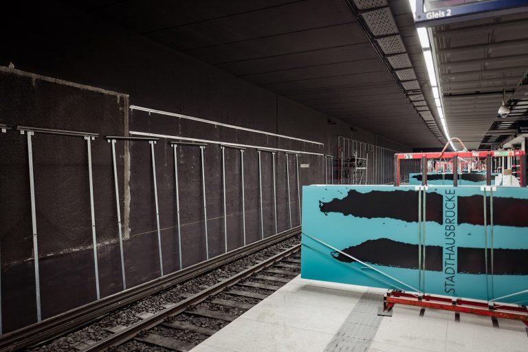 Stadthausbrücke – Einblicke in die Modernisierungsarbeiten