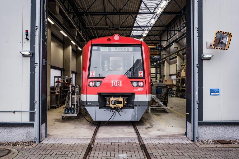 Vom ET 474 zum Redesign –  so bekommen unsere Züge einen neuen Look