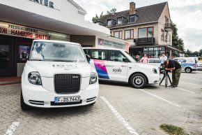 On-Demand-Shuttle-Service: Ab heute verbindet ioki Hamburg