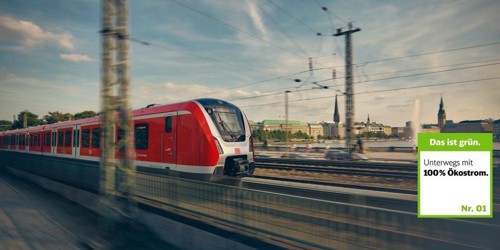 """""""Das ist grün."""" – Bei der S-Bahn Hamburg"""