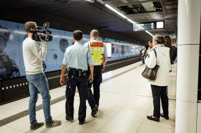 Behind the Scenes: Hamburg 1 begleitet die DB-Sicherheit und die HOCHBAHN-Wache