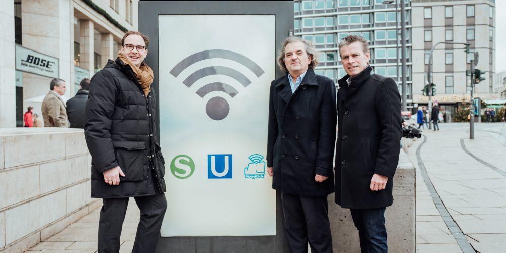 WLAN in Hamburgs Nahverkehr – kostenlos surfen im Streckennetz