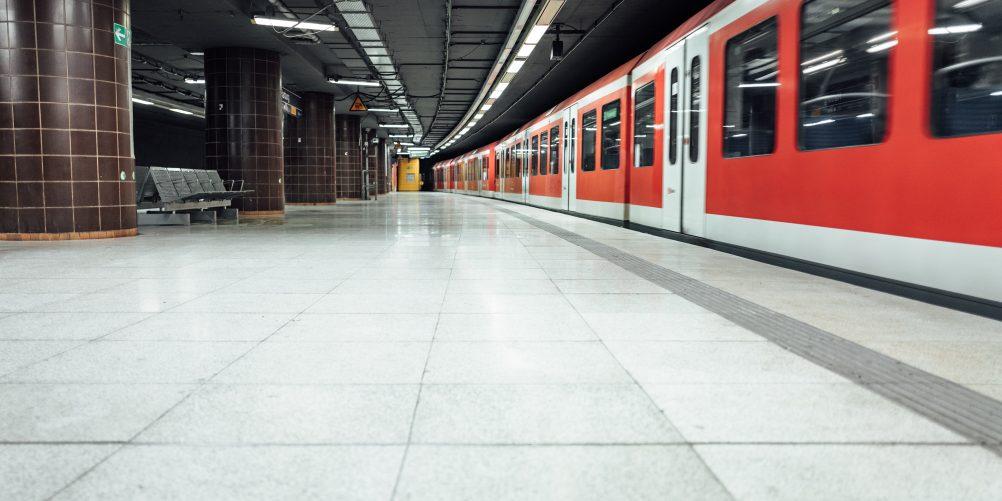 Modernisierung der Tunnelstationen – Bauarbeiten in den Frühjahrsferien