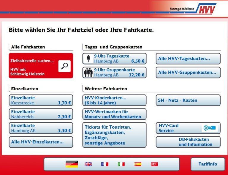 Neuer Service – Ab sofort gibt's mehr Tickets am Automaten