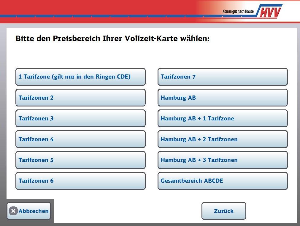 Hvv Karte Ab.Neuer Service Ab Sofort Gibt S Mehr Tickets Am Automaten S Bahn