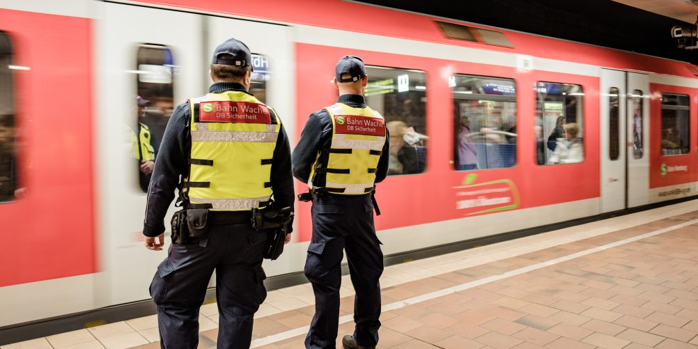 Ein Tag mit #12 – die S-Bahn Wache