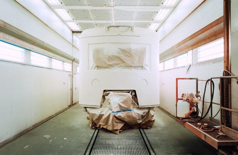 Übergabe – Unser ET 471 kommt ins Deutsche Technikmuseum