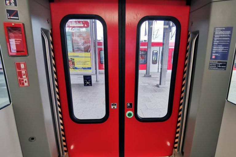 Unser ET 490 – so schließen die Türen