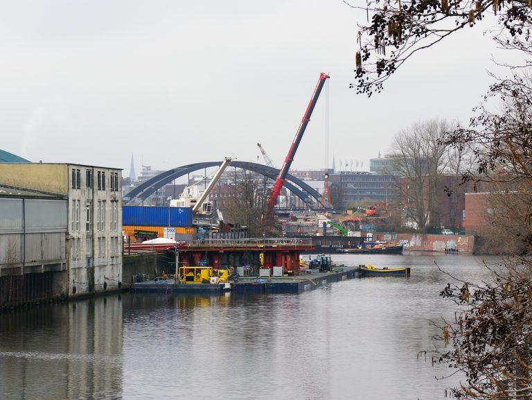 Die Bauarbeiten in den Frühjahrsferien 2020 – Blick hinter die Kulissen