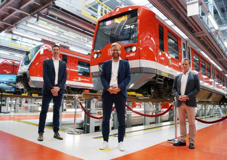 Der Deutsche Mobilitätspreis 2021 geht an… die Digitale S-Bahn Hamburg!
