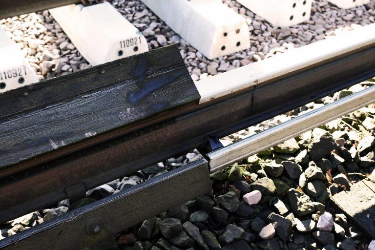 Einblick in die Gleisarbeiten – Neue Schienen zwischen Ohlsdorf und Poppenbüttel