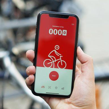 Strampeln und Prämie einfahren –DB Rad+ App startet in Harburg und Bergedorf
