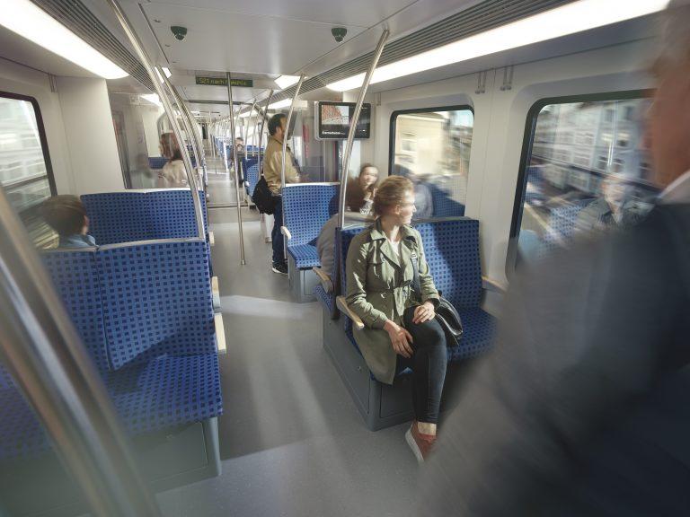 64 neue Züge für die S-Bahn
