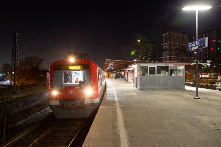 Digitale S-Bahn Hamburg